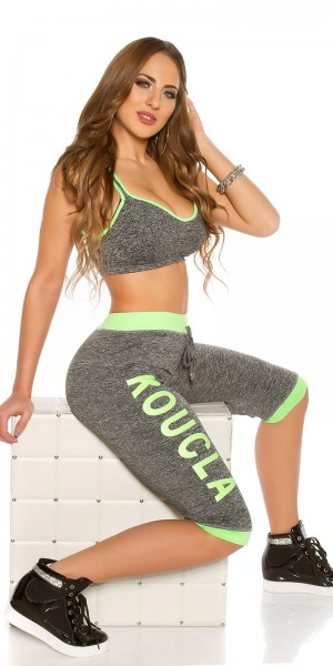 Trendy KouCla Workout Outfit