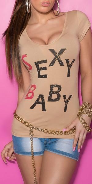 "Sexy KouCla T-Shirt ""Sexy Baby"""