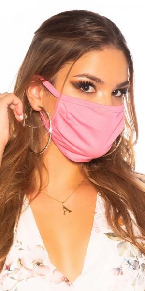 Trendy Mund und Nasenschutz