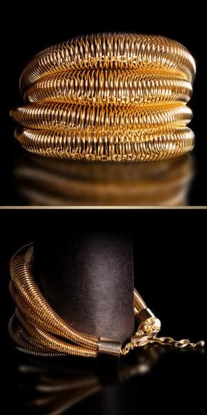 Sexy Spiral Armkette